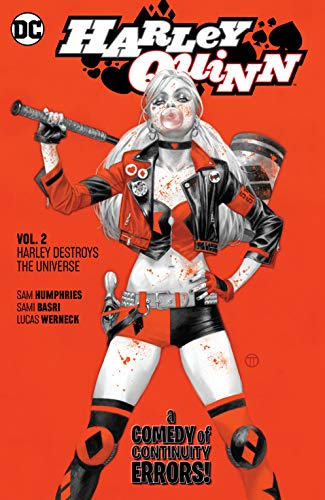 Harley Quinn Vol. 2: Harley Destroys the Universe