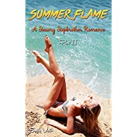 Summer Flame: A Steamy Stepbrother Romance (English Edition)