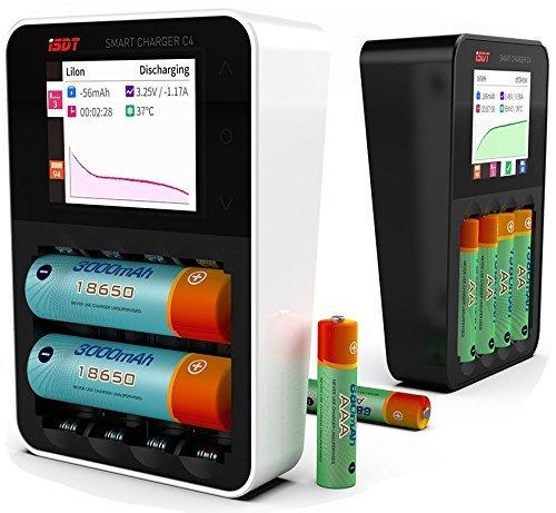 ThinkSmart ISDT C4 充放電器 ミニポケット...