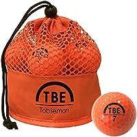 TOBIEMON(トビエモン) ゴルフボール 公認球 2ピース 1ダース(12個入り) メッシュバック入り T-MMP