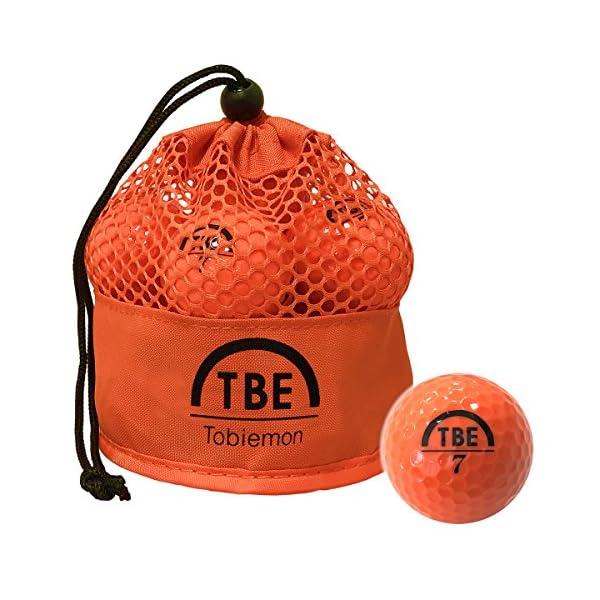 TOBIEMON(トビエモン) ゴルフボール 公...の商品画像