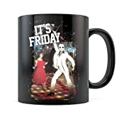 It's FRIDAY Funny Jason Vorhees Friday the 13th Coffee Mug by MPX CLOTHING