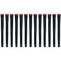High Quality C2 Standard Golf Grip Bundle (13 Piece), Jet Black