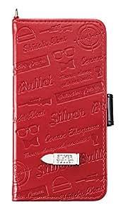サンクレスト iDress iPhone7/6s/6 4.7インチ対応 手帳型ケース 名探偵コナン ダイアリーカバー コナン&赤井 iP7-MC04