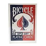 BICYCLE(バイスクル)トランプ スーパーギャフ デック 青バック[2015版 生産終了希少品][並行輸入品][E306]