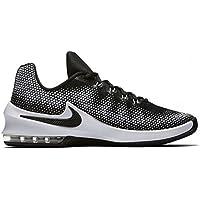 (ナイキ) エア マックス インフリエイト ロー メンズ バスケットボール Nike Air Max Infuriate Low 852457-010[並行輸入品]