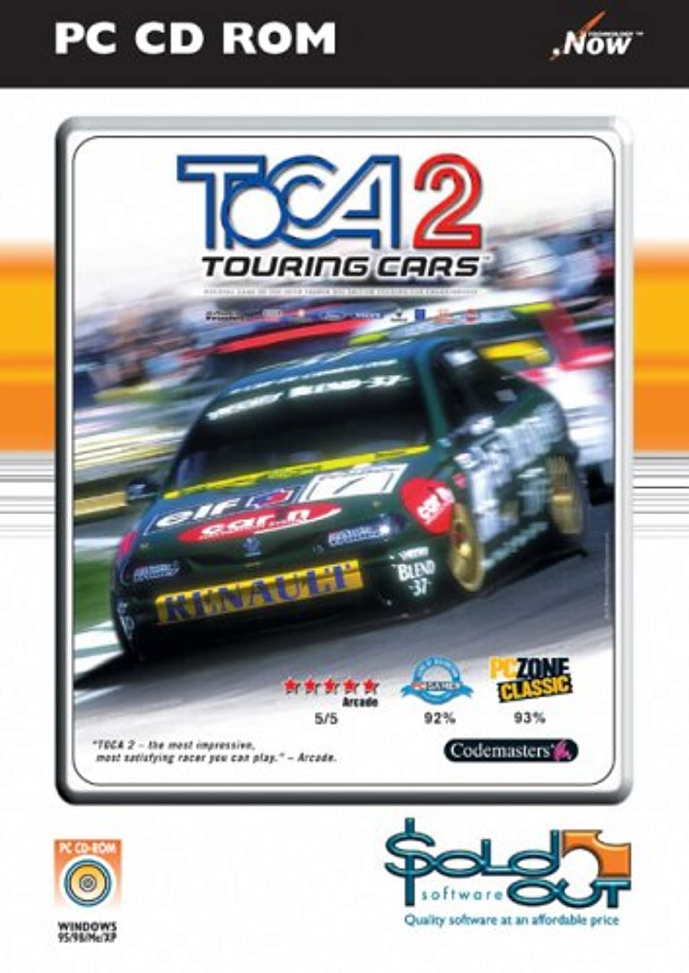 座るひばり手配するToca 2 - Touring Car (輸入版)