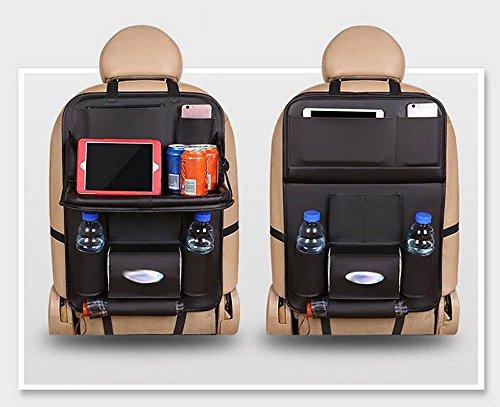 QxxZ Car Back Seat Organizer w...