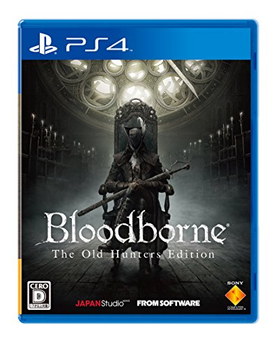 Bloodborne The Old Hunters Edition 通常版 [PlayStation4]の詳細を見る