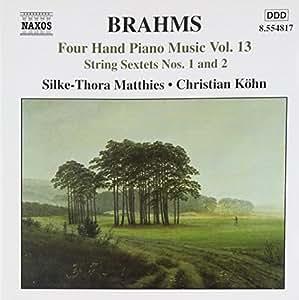 Four Hand Piano Music 13