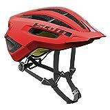 SCOTT(スコット) ヘルメット 自転車用ヘルメット Fuga PLUS ポップレッド