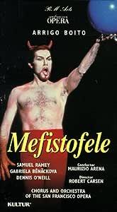 Mefistofele [VHS]