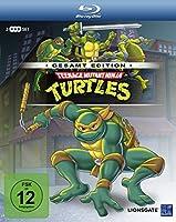 Teenage Mutant Ninja Turtles - Gesamtedition: Episode 01-169