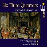 Graf;Six Flute Quartets