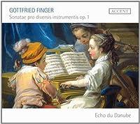 Sonatae Pro Diversis Instrumentis Op. 1