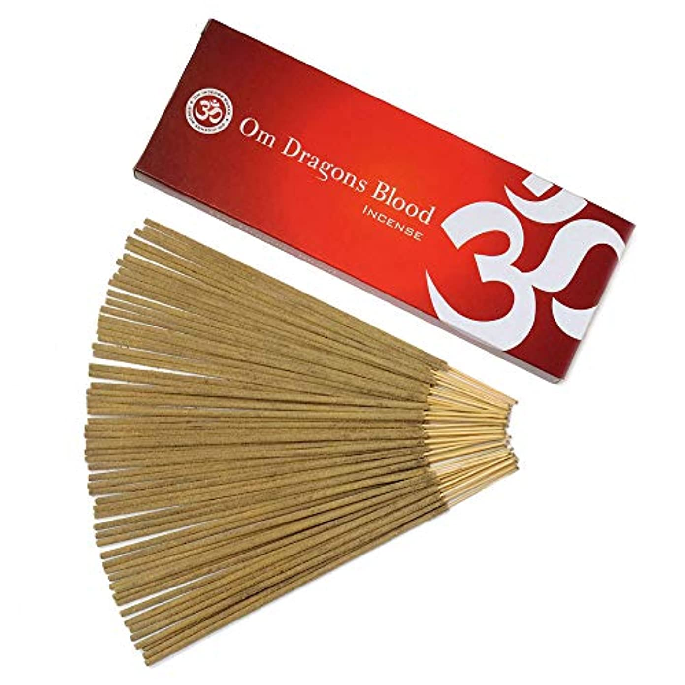 浮くスノーケル負Om Incense Works Natural Fragrance Incense Sticks 100グラム 709733007088