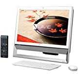 日本電気 LAVIE Desk All-in-one - DA370/CAW ファインホワイト PC-DA370CAW