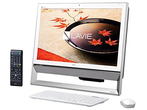 日本電気 LAVIE Desk All-in-one - DA370/CAW ファインホワイト PC-DA370CAW