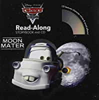 Cars Toons Moon Mater Read-Along Storybook and CD