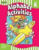 Alphabet Activities, PreK-K (Flash Skills Workbooks Pre-k-k)