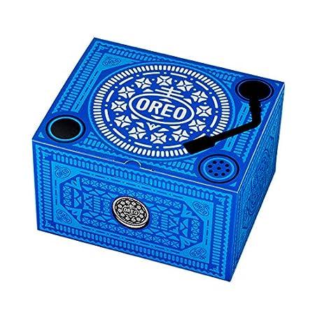 【急ぎかも】ナビスコ モンデリーズ オレオミュージックボックス(ミュージックプレーヤー)+オレオ8箱(168枚)セット 876円送料無料!【Amazon.co.jp限定】