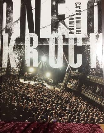 One Ok Rock Primal Footmark #3 (2014) 写真集