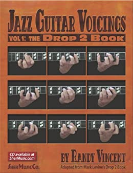 [Vincent, Randy]のJazz Guitar Voicings - Vol. 1