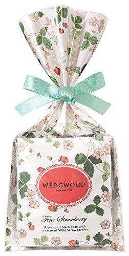 ウェッジウッド ワイルドストロベリー アソートティーバッグ 5袋