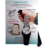 Strum-N-Comfort SNC-T4.0/DP Sharktooth Traditional Crossover Pick in a Dual Pack