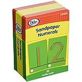 Didax Dd-210828 Tactile Sandpaper Numerals