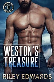 Weston's Treasure (Gemini Group Book 3) by [Edwards, Riley]