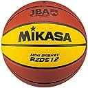 ミカサ バスケットボール 検定球5号 ミニバスケットボール 12枚パネルデザイン ディンプル 小学校用 BZD512