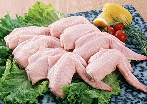 国産 若鶏の手羽先 業務用 2000g