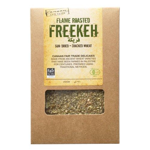 有機フリーケ(フリーカ) 250g 食物繊維、ビタミンE、鉄分・亜鉛、タンパク質が豊富なスーパーフード