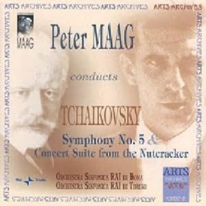Symphony 5 / Nutcracker Suite