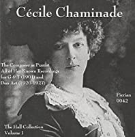Cecile Chaminade by CECILE CHAMINADE (2012-05-29)