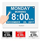 Best Audibleの洋書 - (White) - iGuerburn Digital Talking Alarm Clock Review