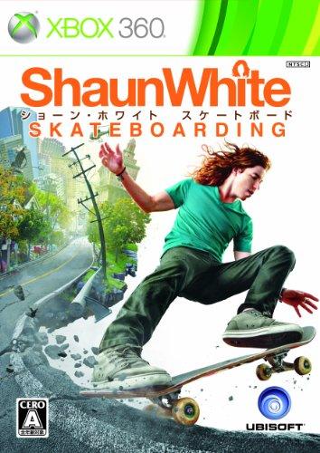 X360 ショーン ホワイト スケートボード