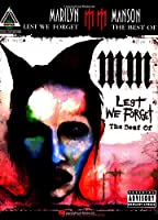 The Best of Marilyn Manson: Lest We Forget