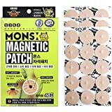 MONS Magnetic Patch, Magnetic Acupressure Patches, Magnet Therapy, Light Magnetic Energies (45)