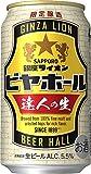 【クリアランス】サッポロ 銀座ライオンビヤホール 達人の生 [ 350ml×24本 ]