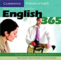 English 365. Bd. 3. 2 CDs: For Work and Life. Upper-Intermediate. B2