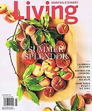 Martha Stewart Living [US] July - August 2020 (単号)