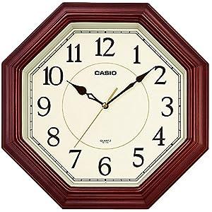 カシオ アナログ掛時計 スムーズ運針 IQ-1...の関連商品3