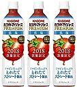 カゴメ トマトジュースプレミアム低塩 スマートPET 720ml×3本