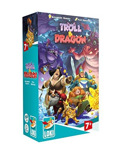 ゲーム紹介『トロール&ドラゴン』
