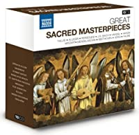 Great Sacred Masterpieces by Various (2012-04-24)