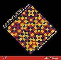 レーモンド・マリー・シェーファー : 弦楽四重奏曲集 (R. Murray Schafer : Quatuors a cordes 8 ~ 12 String Quartets / Quatuor Molinari) (2CD) [輸入盤]