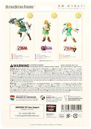 Hyrule Warriors STAND Figure Set di 4 la leggenda di Zelda Gashapon NUOVO Japan