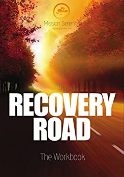 Recovery Road  The Workbook by [Hood, Michelle]
